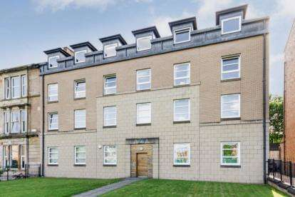 3 Bedrooms Flat for sale in Peel Street, Partick