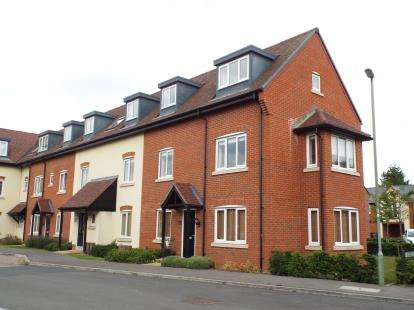 1 Bedroom Flat for sale in St. Georges Road, Waterlooville, Hampshire