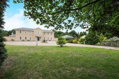 6 Bedrooms Detached House for sale in Langham, Colchester, Essex