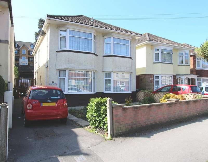 4 Bedrooms Detached House for sale in Frances Road, Bournemouth BH1