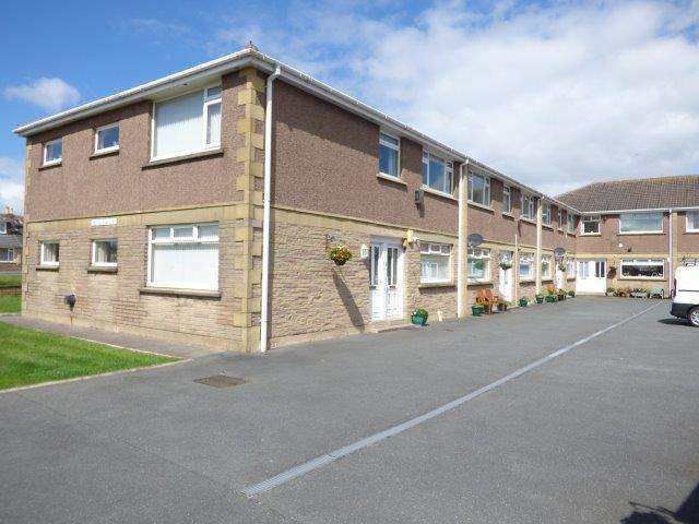 2 Bedrooms Flat for sale in Hatfield Court, Bare, Morecambe, LA4 6RQ