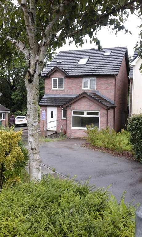 4 Bedrooms Detached House for sale in Pensarn Way, Henllys, Cwmbran