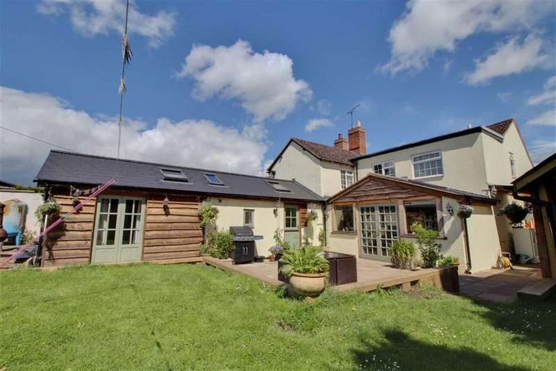 4 Bedrooms Semi Detached House for sale in Culver Street, Newent, Gloucestershire