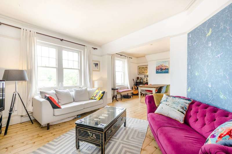 2 Bedrooms Flat for rent in Lower Richmond Road, Putney, SW15