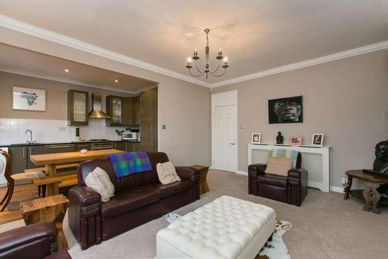 2 Bedrooms Flat for sale in Elsham Road, Kensington W14