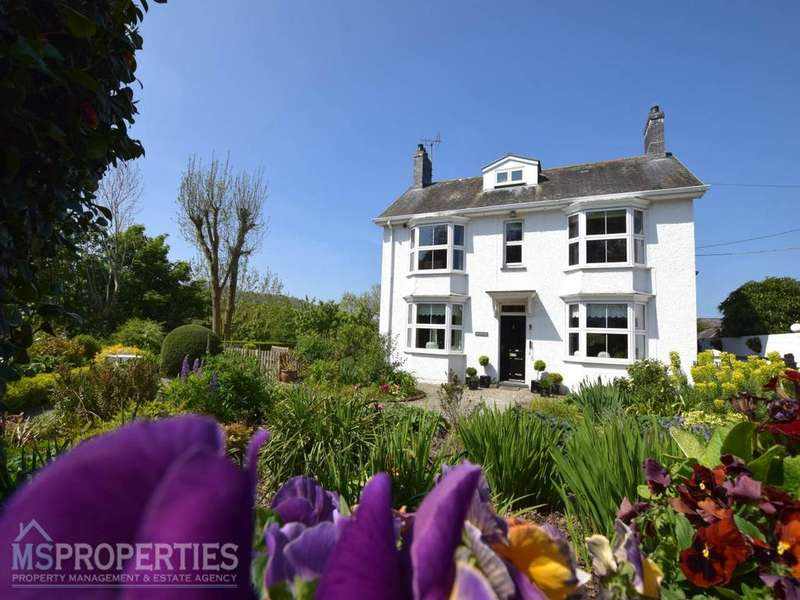 6 Bedrooms Detached House for sale in Brynteg , Capel Bangor, Aberystwyth