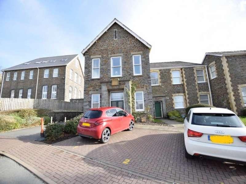 2 Bedrooms Flat for sale in Llys Ardwyn, St Davids Road, Aberystwyth