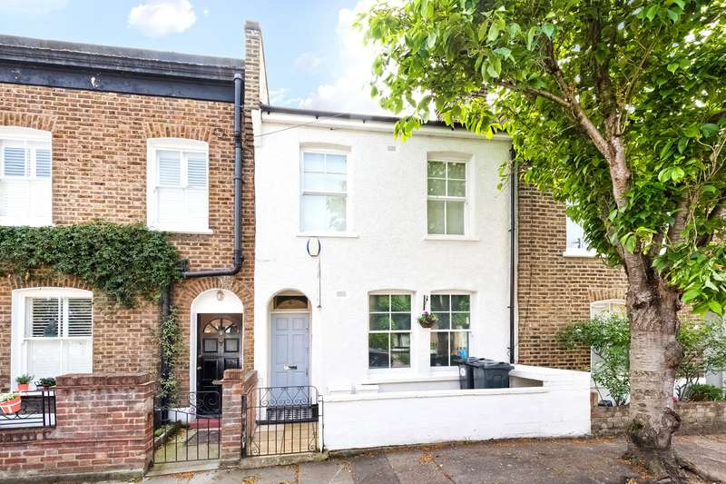 2 Bedrooms Flat for sale in Short Road, London, W4