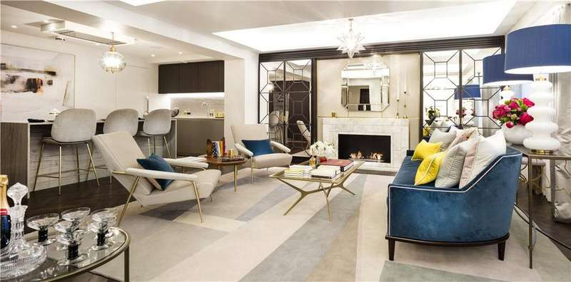 2 Bedrooms Flat for sale in Beau House, 102 Jermyn Street, London, SW1Y