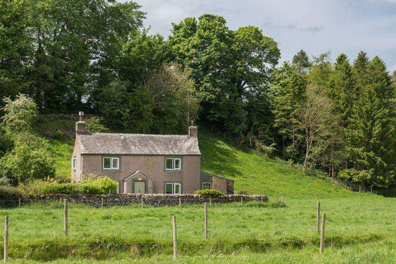 2 Bedrooms Detached House for sale in Rock Cottage, Burrells, Appleby-In-Westmorland