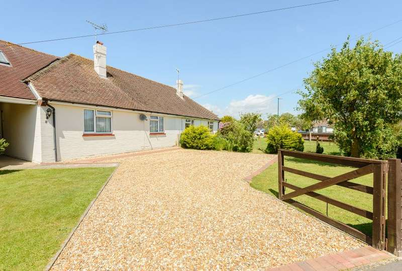 2 Bedrooms Bungalow for sale in Frobisher Road, Bognor Regis, West Sussex PO21 3LX