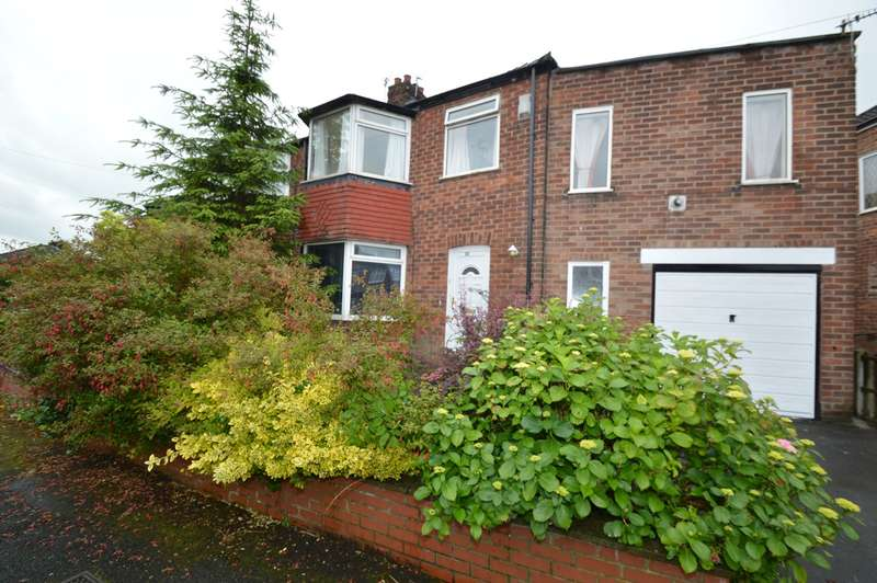 4 Bedrooms Semi Detached House for sale in Ridge Crescent, Whitefield, Manchester, M45