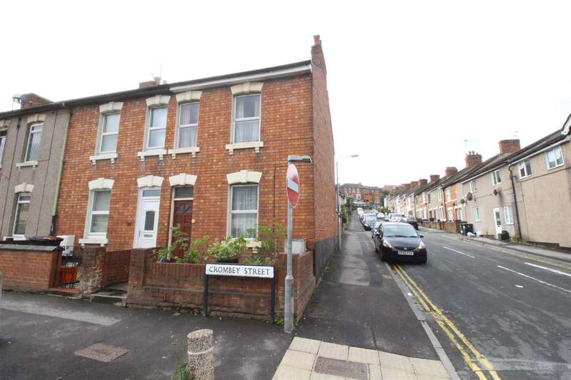 2 Bedrooms End Of Terrace House for sale in Crombey Street, Swindon