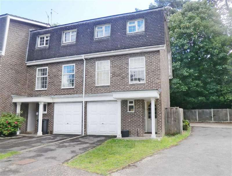 4 Bedrooms House for sale in Silchester Close, Bournemouth, Dorset
