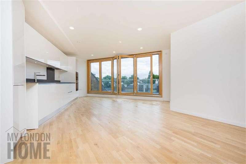 1 Bedroom Property for sale in Regents Park View, Camden, London, NW1