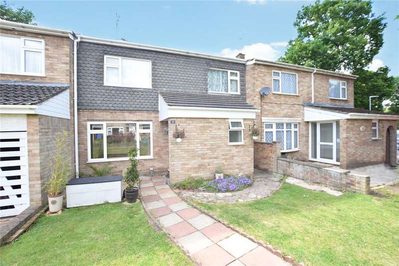 4 Bedrooms Terraced House for sale in Glebewood, Bracknell, Berkshire, RG12