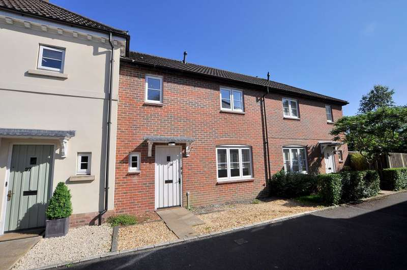 3 Bedrooms Terraced House for sale in West Moors