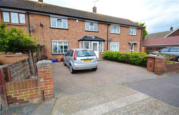 3 Bedrooms Terraced House for sale in St Francis Way, Chadwell St.Mary