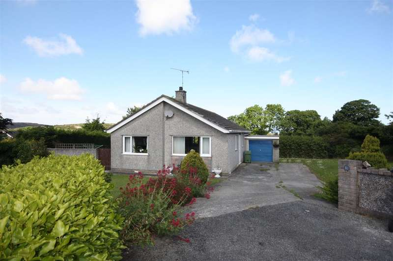 3 Bedrooms Bungalow for sale in Penysarn Fawr Estate, Penysarn