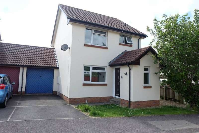 3 Bedrooms Link Detached House for sale in Cedar Grove, Roundswell