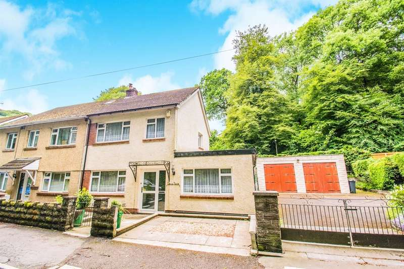 3 Bedrooms Semi Detached House for sale in Main Road, Gwaelod-Y-Garth, Cardiff