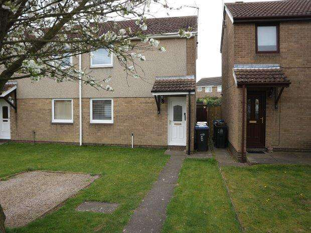 1 Bedroom Semi Detached House for sale in SHIPLEY GROVE, BISHOP AUCKLAND, BISHOP AUCKLAND