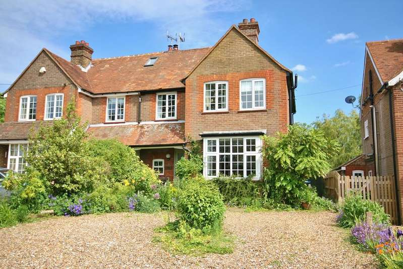 3 Bedrooms Semi Detached House for sale in Bell Lane, Berkhamsted hp4