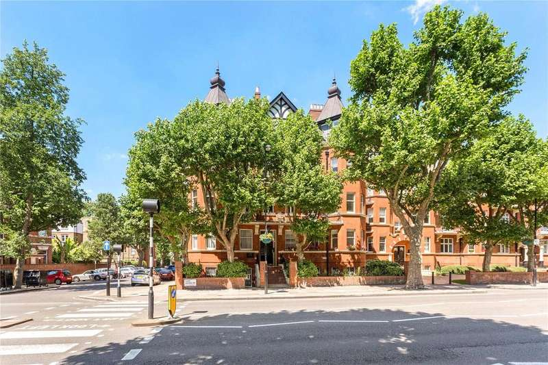 4 Bedrooms House for sale in Ashworth Mansions, Elgin Avenue, Maida Vale, London, W9