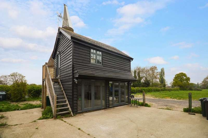 2 Bedrooms Detached House for sale in Smarden, TN27