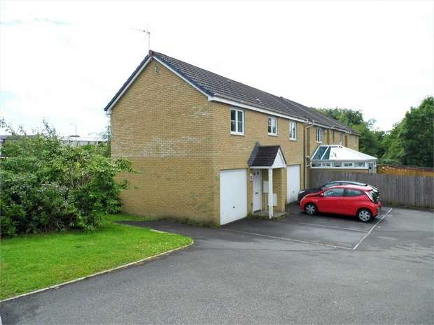 1 Bedroom Flat for sale in Clos Tyn Y Coed, Sarn, Bridgend, Mid Glamorgan