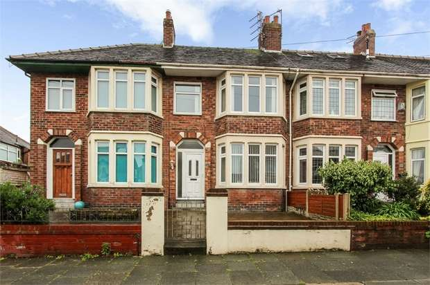 4 Bedrooms Terraced House for sale in Oregon Avenue, Blackpool, Lancashire