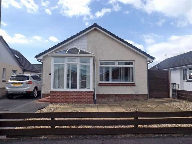 3 Bedrooms Detached Bungalow for sale in Oak Tree Drive, Ecclefechan, Lockerbie, Dumfries and Galloway