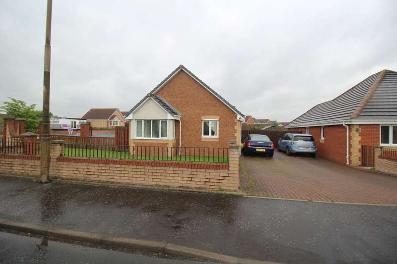 3 Bedrooms Detached Bungalow for sale in Westcraigs Road, Blackridge, Bathgate, EH48