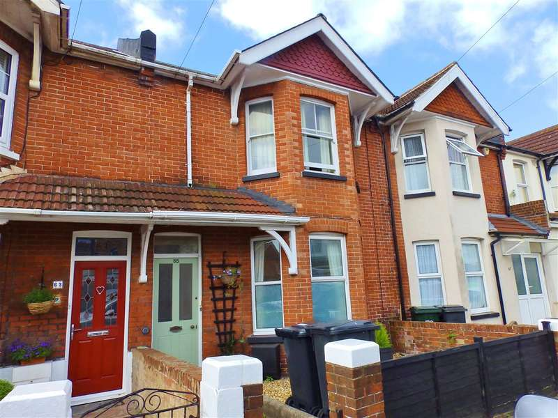 2 Bedrooms Apartment Flat for sale in Ground Floor Flat, 65 Firle Road, Eastbourne