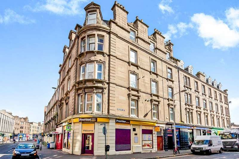 3 Bedrooms Flat for sale in Gellatly Street, Dundee, DD1