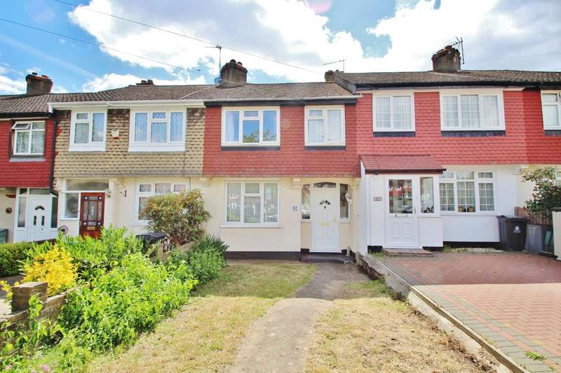 3 Bedrooms Terraced House for sale in Knollmead, Surbiton