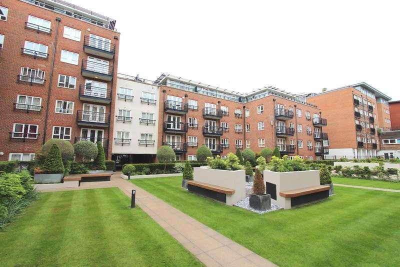 1 Bedroom Flat for sale in Royal Quarter, Kingston Upon Thames