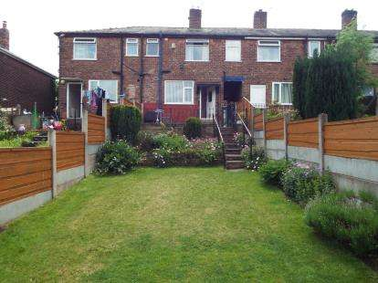3 Bedrooms Terraced House for sale in Chudleigh Road, Manchester, Greater Manchester