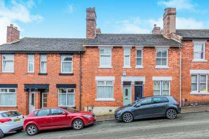 3 Bedrooms Terraced House for sale in Gerrard Street, Stoke-On-Trent, Staffordshire, Staffs