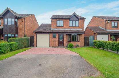 3 Bedrooms Detached House for sale in Malting Lane, Donington, Spalding, Lincolnshire