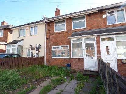 2 Bedrooms Terraced House for sale in Sunningdale Road, Tyseley, Birmingham, West Midlands
