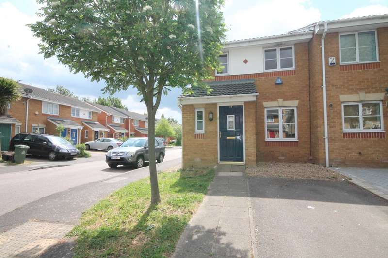 2 Bedrooms Semi Detached House for sale in Poppy Close, Belvedere