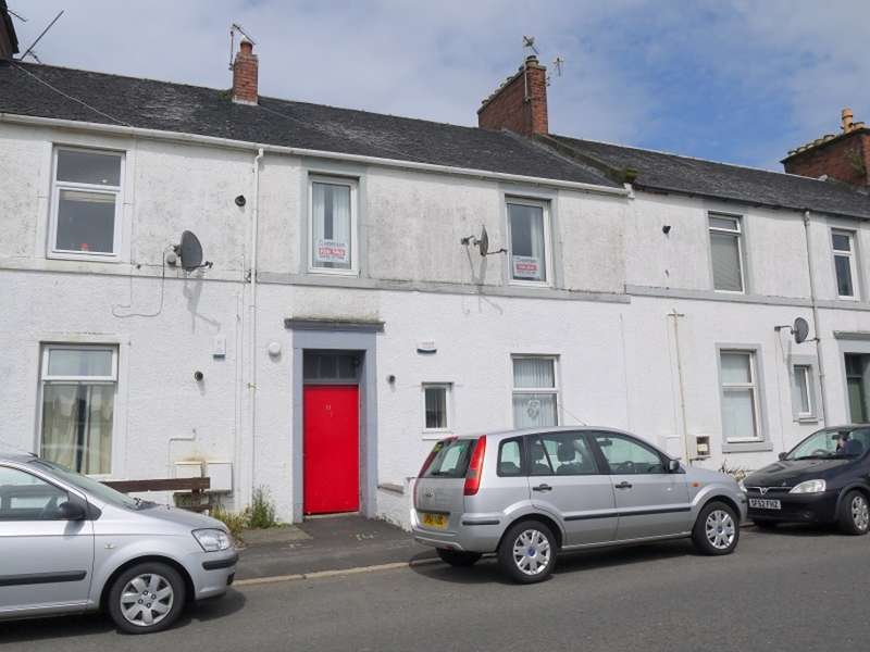 2 Bedrooms Flat for sale in McCalls Avenue, Ayr, KA8