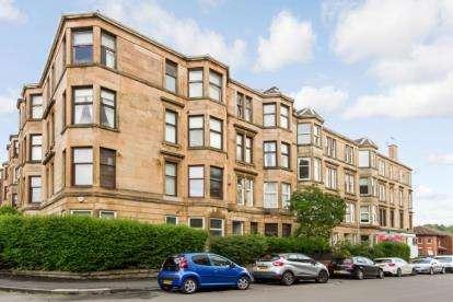 2 Bedrooms Flat for sale in Wilton Street, North Kelvinside