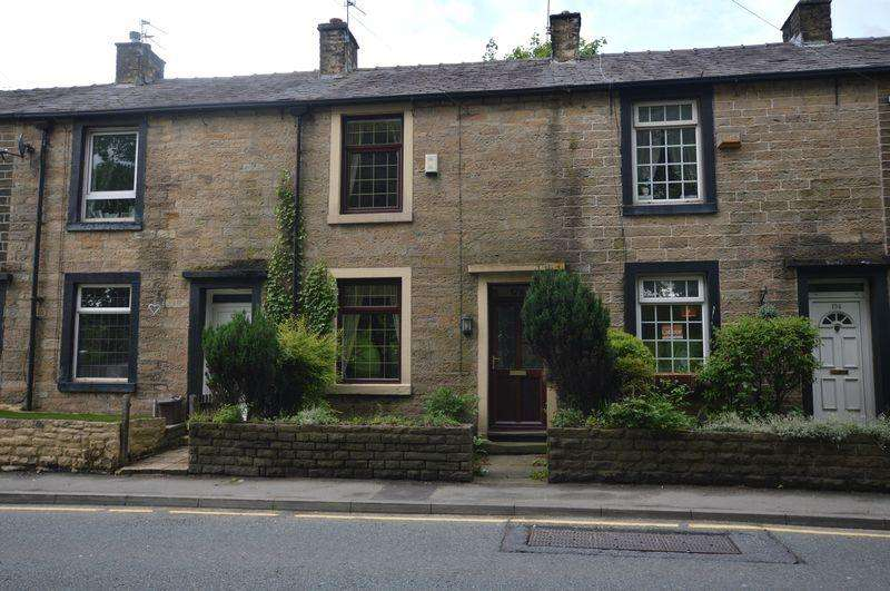 2 Bedrooms Terraced House for sale in Newhey Road, Milnrow