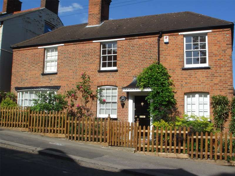 3 Bedrooms Detached House for sale in The Cottage, Green Lane, Stanmore, Middlesex, HA7