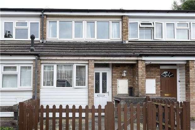 2 Bedrooms Property for sale in Devonshire Road, CROYDON, CR0 2JW