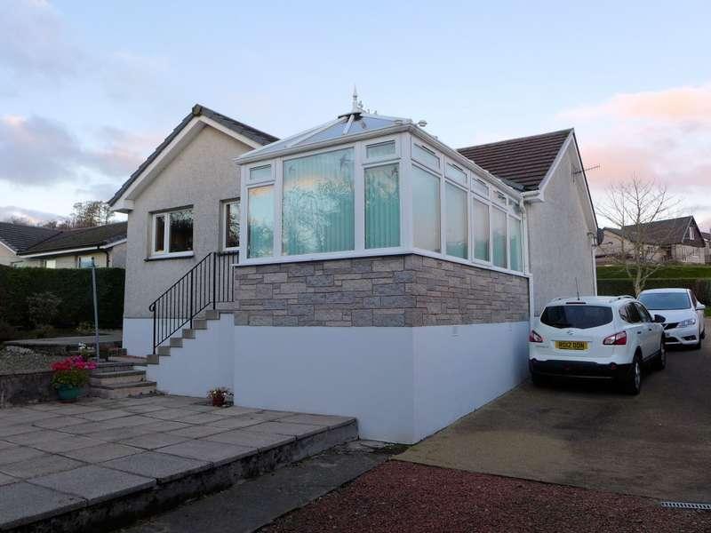 3 Bedrooms Detached Bungalow for sale in Mardon 24 Fernoch Park, Lochgilphead, PA31 8TG