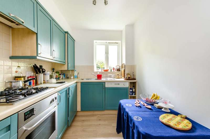 2 Bedrooms Flat for sale in Coverdale Road, Willesden Green, NW2
