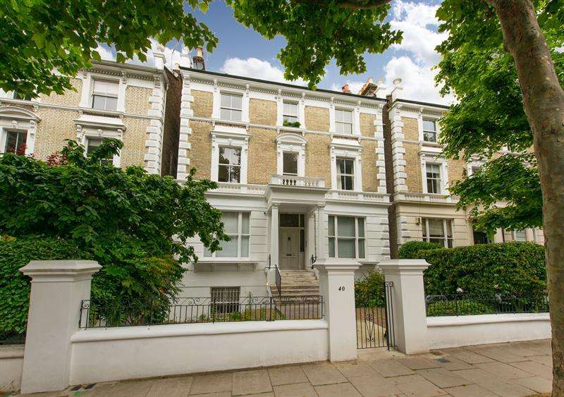 2 Bedrooms Flat for sale in Bassett Road, London, W10